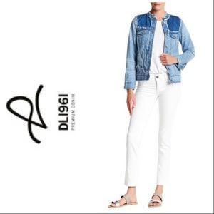 DL1961 Angel Mid-Rise Skinny Ankle Jean